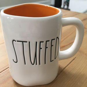 "NWT Rae Dunn ""STUFFED"" Mug!"